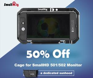 smallhd 502 monitor cage