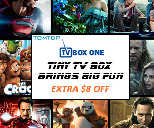 Tiny TV Box Brings Big Fun, EXP: March 25th, 2016