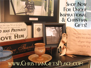 Christian Gifts & Inspirational Home Decor
