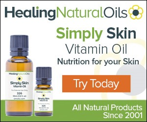 Natural Vitamin Oil for Your Skin. No Additives - Just Pure Oils To Nourish