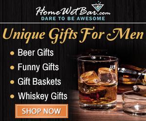 Unique Gifts for Men