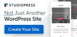 StudioPress Sites