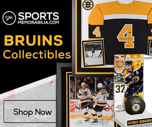 Shop for Authentic Autographed Bruins Collectibles at SportsMemorabilia.com