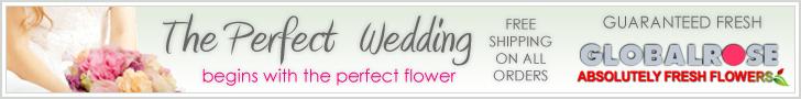 GlobalRose Wedding Flowers