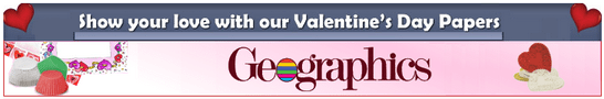 Show your love with our Valentine's Day Papers