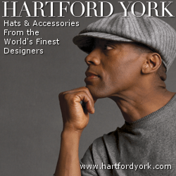 Men's Hats from Hartford York