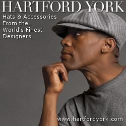 Men's Hats from Hartford York