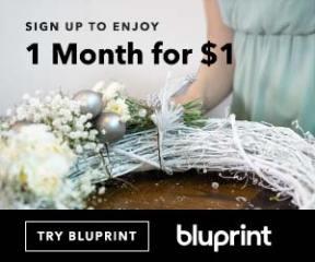 1 Month Bluprint for $1 at myBluprint.com on 11/17/18 only!