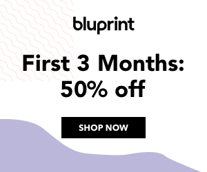 50% Off First 3 Months Bluprint Subscription + 15% Off Future Orders Of Kits & Supplies at mybluprint.com through 3/24/19.
