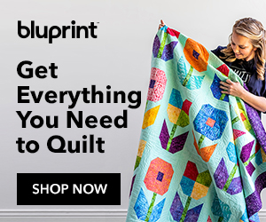 Everything you need to quilt and sew at Craftsy.com
