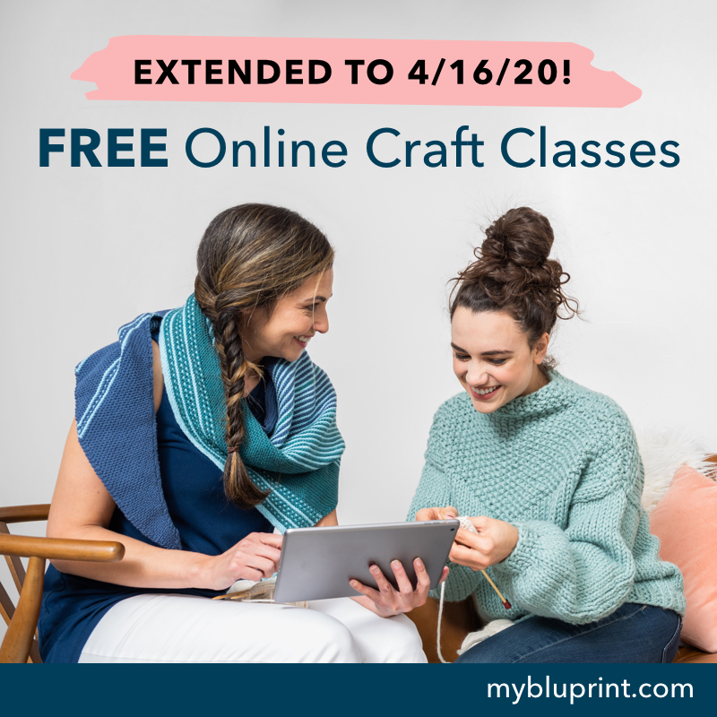 Bluprint free classes
