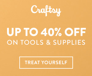 Up to 40% Off Cake Decorating Tools & Supplies at Craftsy.com through 7/15/18. No coupon needed.