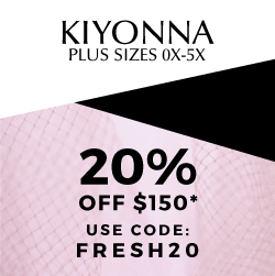 20% off $150 with code FRESH20