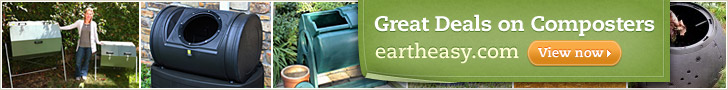 Great Deals on Composters - Eartheasy.com