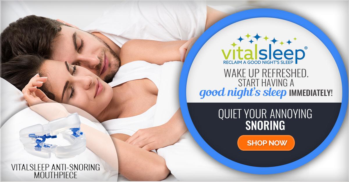 Vital Sleep Snoring Mouthpiece