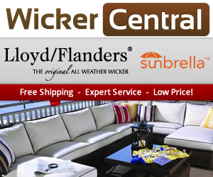 Buy Lloyd Flanders All Weather Wicker at Wicker Central! Free Shipping, Expert Service and guaranteed lowest price!