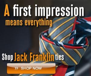first impression necktie