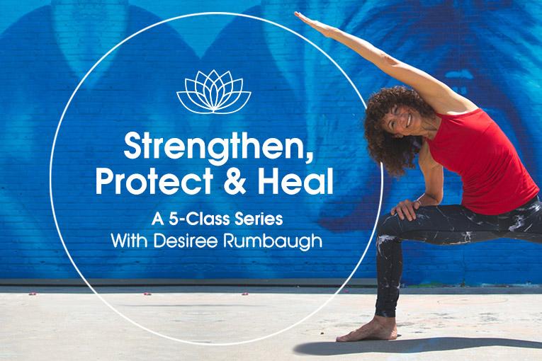 Stenghten, Protect, Heal yoga classes