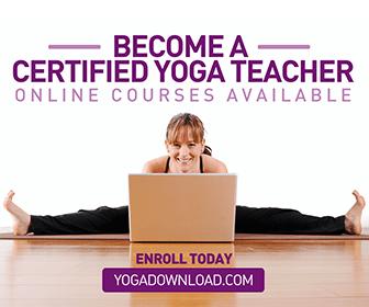 Online yoga teacher certification course