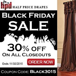 Get 30% off on Black Friday Sale