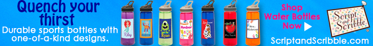 Shop personalized and unique water bottles