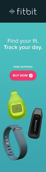 Fitbit Activity + Sleep Trackers