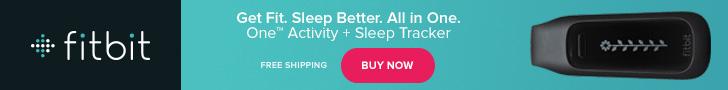 Fitbit One Activity + Sleep Tracker