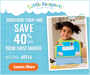 Save 40% on your first month!