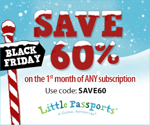Black Friday Little Passports