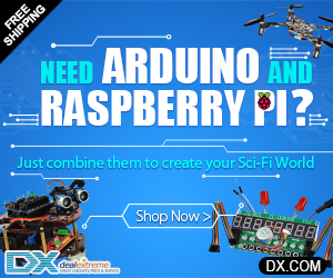 Arduino & Raspberry Pi Board Up to 40% OFF