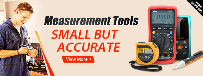 Practical Measurement & Analysis Tools Up to 53% OFF