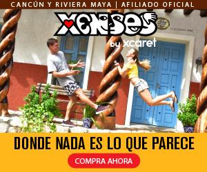 Parque Xenses Una experiencia nueva que despertará tus sentidos con mas de 15 actividades en Playa del Carmen, Cancún