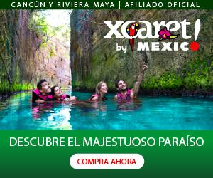 Parque Xcaret una exposicion de colores, sabores y tradiciones mexicanas. Atracciones para toda la familia. Cancun, México