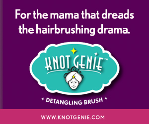 For The Mama That Dreads The Hairbrushing Drama