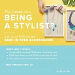 It's Back: Stella & Dot's Stylist Sign-up Special