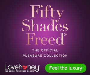 Fifty Shades Freed Official Collection