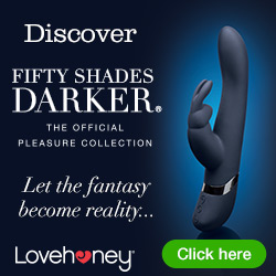 Discover Fifty Shades Darker
