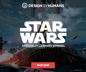 Shop officially licensed Star Wars apparel!