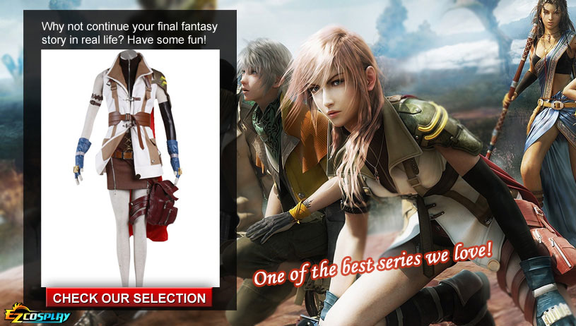 Great Final Fantasy Costumes