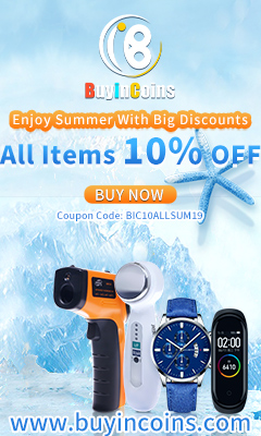 Enjoy Summer With Big Discounts! - All Items 10% OFF!