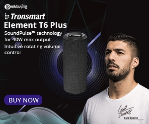 Tronsmart T6 Plus 40W Blutooth Speaker Pre-Order