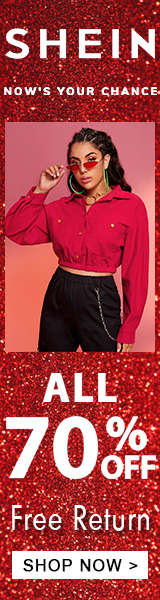 Hottest SHEIN Deals at us.SHEIN.com!  Code on Homepage - Code Subject to change. Expires - 11/25