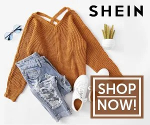 Shop SheIn for the latest in Fall and Winter Fashions