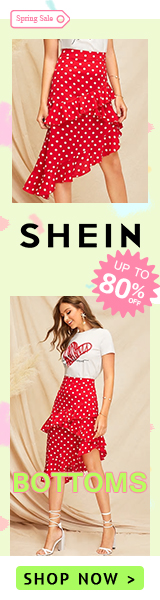 Bottoms up to 80% off at us.SHEIN.com