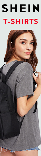 Great Deals on T-shirts!  Visit SheIn.com today!  Limited Time Offer