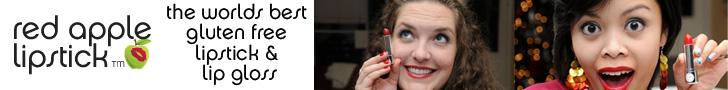 Gluten Free Lipstick & Lipgloss