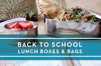 Waste-Free Lunchware by ECOlunchboxes.com