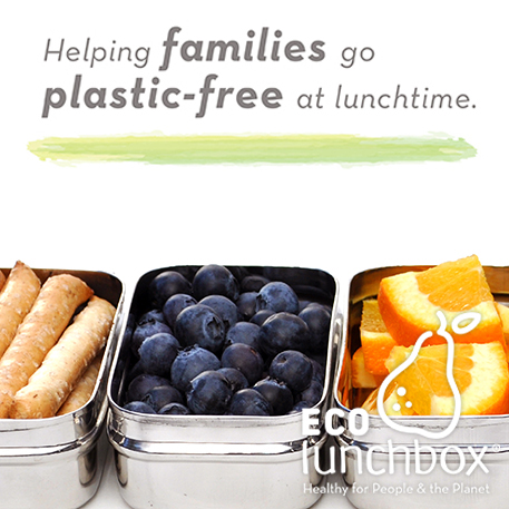 plastic-free living with ECOlunchbox