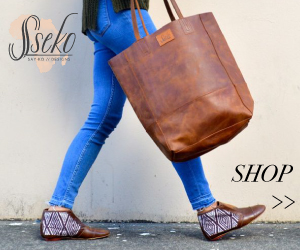 Tibeb Booties + Bucket Bag | Sseko Designs