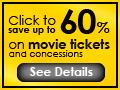 Movie Ticket Deals, Discounts, Offers, & Coupons | Dealflicks